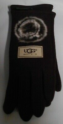 $7.99 • Buy UGG Computer Gloves For Women - Brown -  New