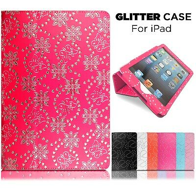 Case For Apple IPad Air Mini 2 3 4 5 9.7 5th 6th Generation Leather Flip Cover • 3.95£