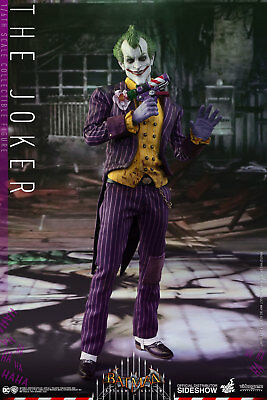 $264.99 • Buy 1/6 Scale The Joker Videogame Masterpiece Series Hot Toys 902938