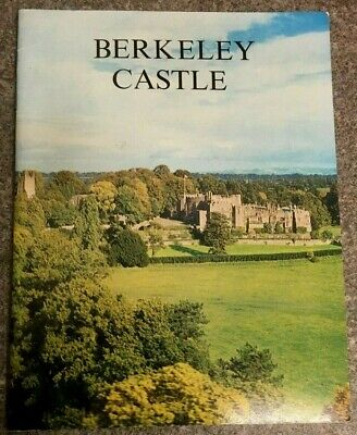 Berkeley Castle Illustrated Survey Guide Book  (paperback 1981) Gloucestershire • 4.50£