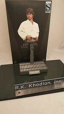 $ CDN59.51 • Buy Hot Toys MMS297 Luke Skywalker Disney Star Wars 1/6 Action Figure's Base Stand