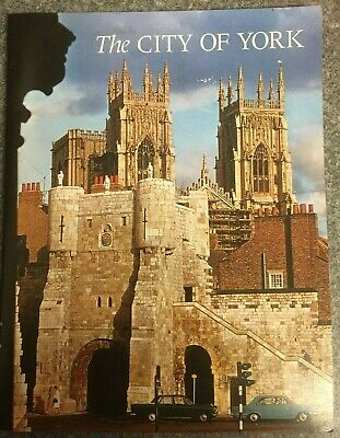 The City Of York Pitkin Pictorial 1974 • 4.50£