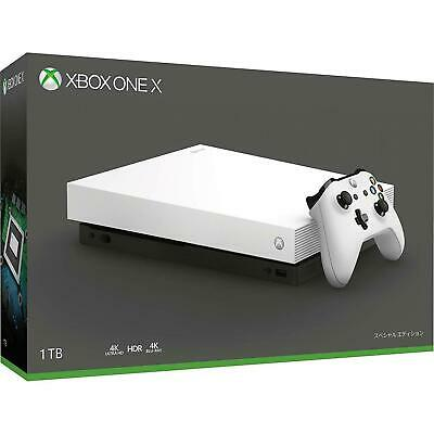 Xbox One X 1tb Robot White Special Edition • 230$