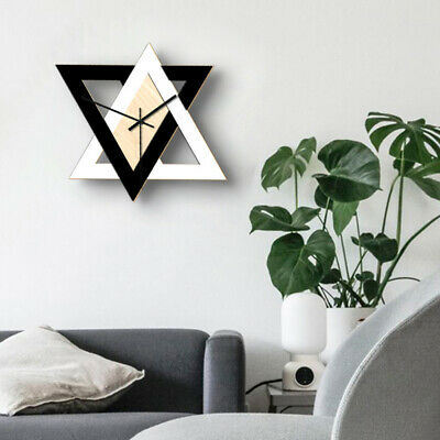 AU19.93 • Buy Modern Acrylic Wall Clock Living Room Silent Non Ticking Home Office Decorative