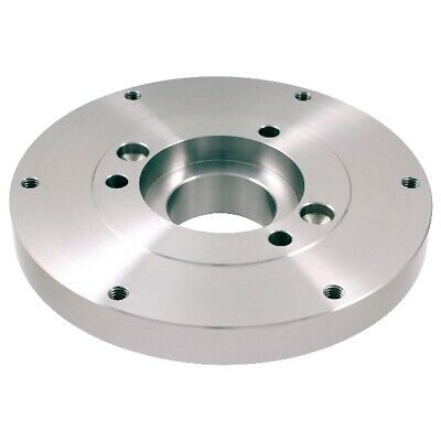 AU132.24 • Buy 6  A2-5 Mount Back Plate For 6 Jaw Zero-set Chuck (3900-4900)