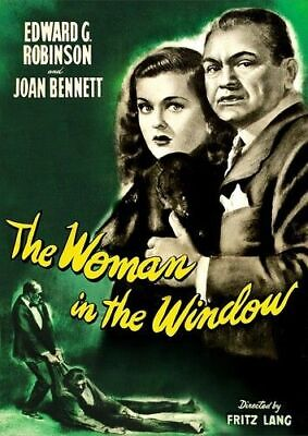 AU32.99 • Buy Woman In The Window (1945) New Dvd