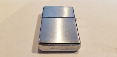 $17 • Buy Zippo  Lighter 1975  In Working Order With New Flint JRW On Side Of Case