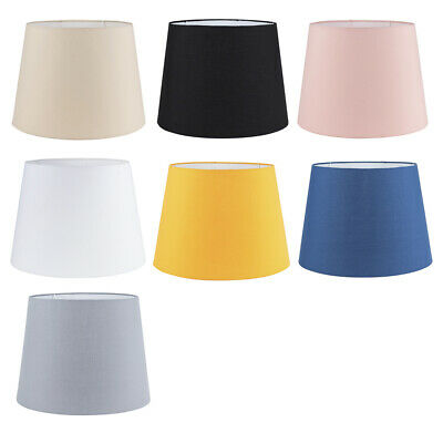 £18.99 • Buy Tapered Light Shades Table / Floor Lamp Shades Extra Large Fabric Lightshades