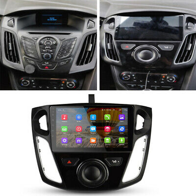 AU225.80 • Buy For 2012-17 Ford Focus Car Stereo Radio 9'' Android 9.1 GPS Navigation W/ Canbus