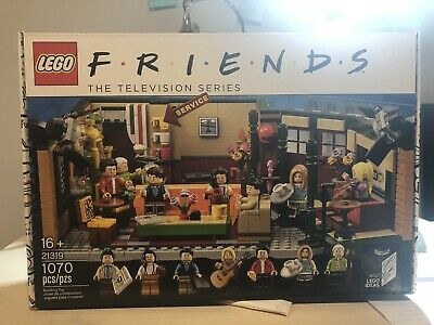 Lego 21319 Friends Central Perk New/sealed • 50.59$