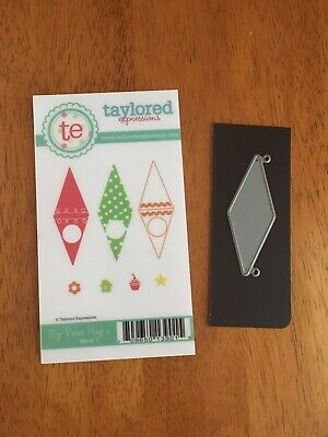 Taylored Expressions - Fly Your Flag 1-Stamps & Die • 4.49$