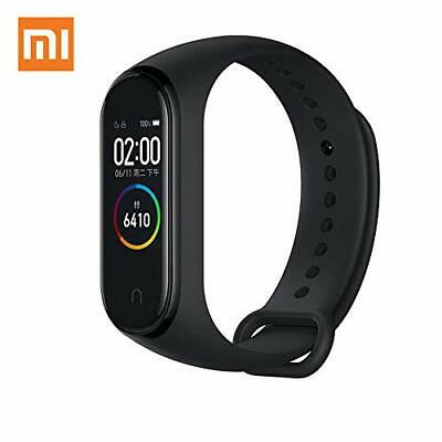 "Xiaomi Mi Band 4 Fitness Tracker, Newest 0.95"" Color AMOLED Display Bluetooth • 58.42$"