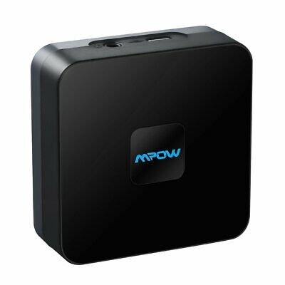 MPOW Wireless Wifi Bluetooth Audio Receiver Adapter Home Music Streaming System • 14.99£