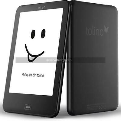"""$81.16 • Buy For 6"""" Tolino Vision 2 Ereader E-ink  Reader The Electronic Book Waterproof Good"""