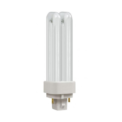 Ecogold PLC 18W 26W 2 Pin & 4 Pin Double Turn Energy Saving Low Energy Bulb • 4.99£