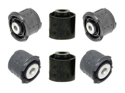 $119.94 • Buy BMW E46 Rear Subframe Mounts (6pcs) Differential Axle Carrier Support Bushing