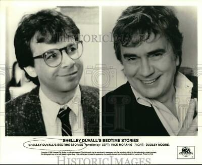$13.88 • Buy 1992 Press Photo Rick Moranis & Dudley Moore On Shelley Duvall's Bedtime Stories