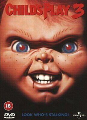CHILD'S PLAY 3 DVD  Justin Whalin • 5.30£