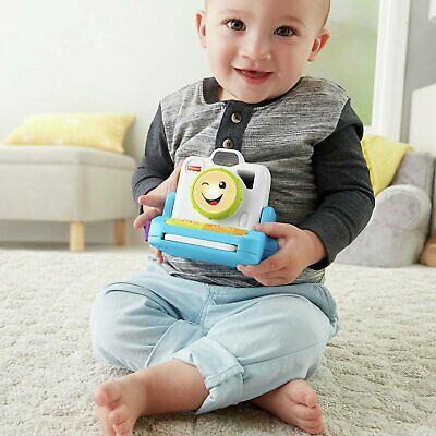 Fisher-Price Laugh & Learn Click & Learn Instant Camera Toy • 15£