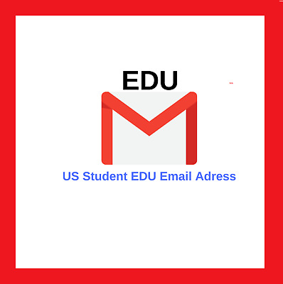 $1.90 • Buy Edu Email - US Student Mail