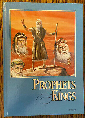 $6.99 • Buy New  Phophets And Kings  Volume 2 By E. G. White~Illustrated By James L Converse