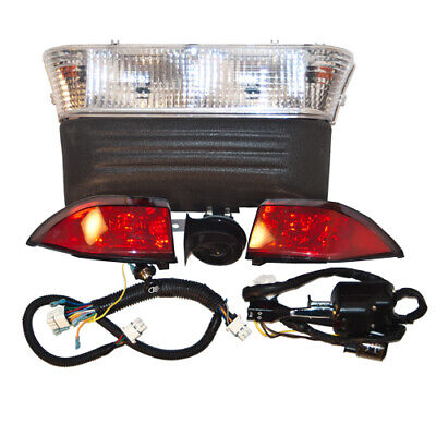 $119.99 • Buy Club Car Precedent Golf Cart Deluxe Light Kit W/ Turn Signals '04-'08
