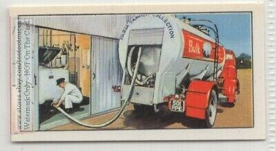 $2.99 • Buy Tanker Collecting Refrigerated Milk Transport Cow Cattle Vintage Trade Ad Card