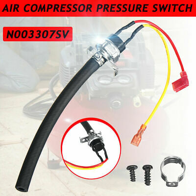 $ CDN26.08 • Buy N003307SV Air Compressor Pressure Switch Kit For Craftsman CFBN220 C2005 C2006