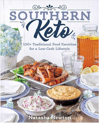 $2.99 • Buy Southern Keto:100+Traditional Food Favorites For A Low-Carb Lifestyle ⚜ E.ßo0K