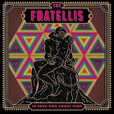 Fratellis, The-In Your Own Sweet Time - Lp VINYL NEW • 21.81£
