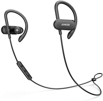 AU41.93 • Buy Anker AK-A3263011 SoundBuds Wireless Headphones - Black