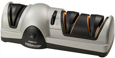 $62.38 • Buy Electric Knife Sharpener Kitchen Cooking Hunting Tool Professional Knives Tool