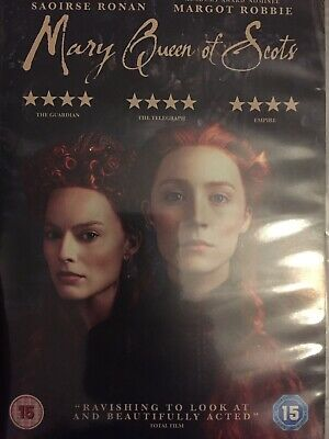 Mary Queen Of Scots [DVD] • 4.99£