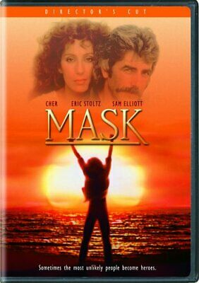 $10.45 • Buy MASK DIRECTOR'S CUT DVD New Sealed Cher