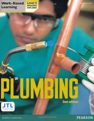 Jtl Training-Level 3 Nvq/Svq Plumbing Candidate Handbook BOOK NEW • 63.71£