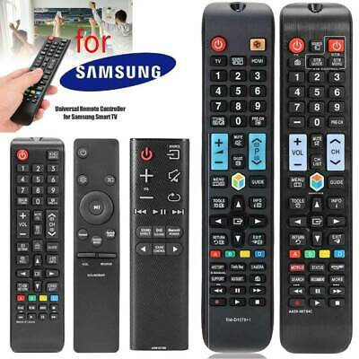 AU6.37 • Buy Replacement Remote Control For SAMSUNG LCD LED Smart TV BN5900942A AA59-