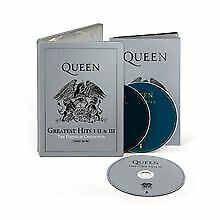 The Platinum Collection (Limited Steelbook) By Queen   CD   Condition Good • 31.73£
