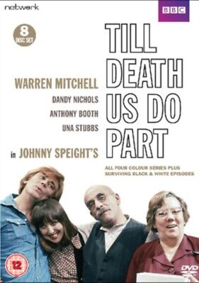 £37.99 • Buy NEW Till Death Us Do Part - The Complete Series 8 DISC DVD Region 2