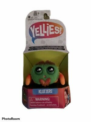 $8.99 • Buy YELLIES Klutzers Voice-Activated Spider Pet With Batteries Free Shipping Ages 5+