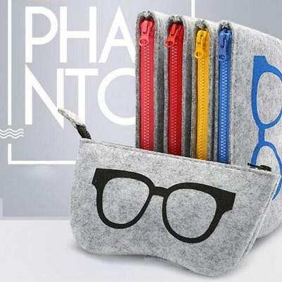 Zipped Sunglasses Glasses Bag Spectacle Case Pouch Soft Protector CB • 1.94£