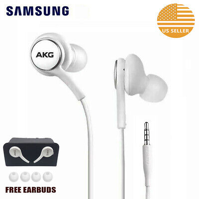 $5.55 • Buy New OEM AKG Earbuds Headphones Headset For Samsung Galaxy S8 S9 S9 S10 S10 10e