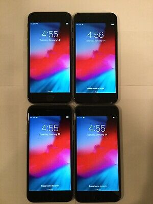 $ CDN339.11 • Buy LOT OF FOUR TESTED CDMA + GSM UNLOCKED AT&T APPLE IPhone 6S, 16GB PHONES A160J