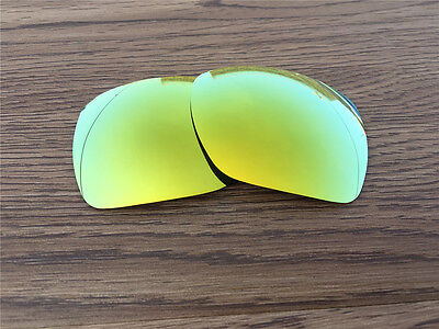 £10.89 • Buy Inew 24K Gold Polarized Replacement Lenses For Oakley Deviation