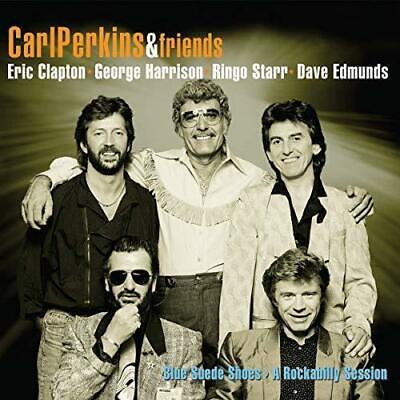£9.99 • Buy Carl Perkins And Friends - Blue Suede Shoes - Reissue (NEW CD+DVD)