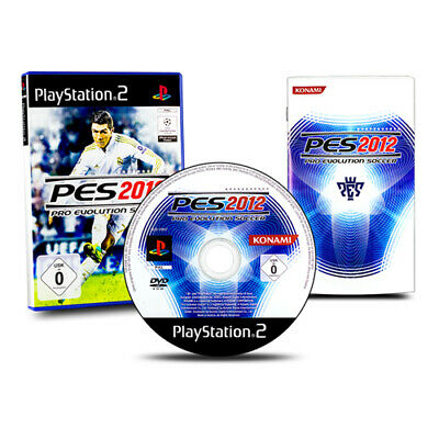 AU20.46 • Buy Playstation 2 PS2 Game Pes 2012 Pro Evolution Soccer And Boxed Instructions