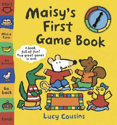 $7.53 • Buy Maisy S First Game Book