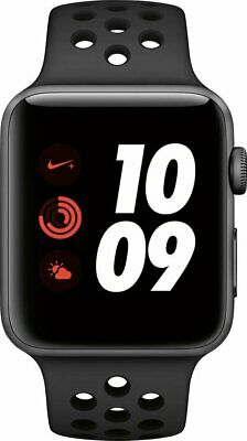 $ CDN258.10 • Buy Apple NIKE+ Watch Series 3 GPS + Cellular 42mm / 38mm (GRADE A)