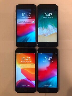 $ CDN26.74 • Buy LOT OF FOUR TESTED CDMA + GSM UNLOCKED AT&T APPLE IPhone 6S, 16GB PHONES A160J
