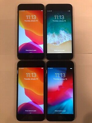 $ CDN26.74 • Buy LOT OF FOUR TESTED CDMA + GSM UNLOCKED AT&T APPLE IPhone 6S 32GB PHONES A160J