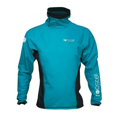 £55 • Buy Rooster Sailing Womens Teal Classic Aquafleece Dinghy Kit Top